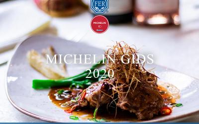 Michelin gids 2020