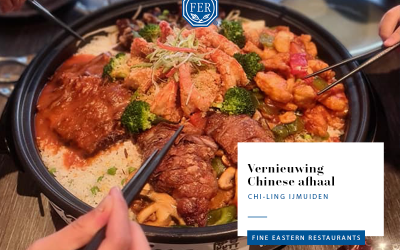 Vernieuwing Chinese Afhaal
