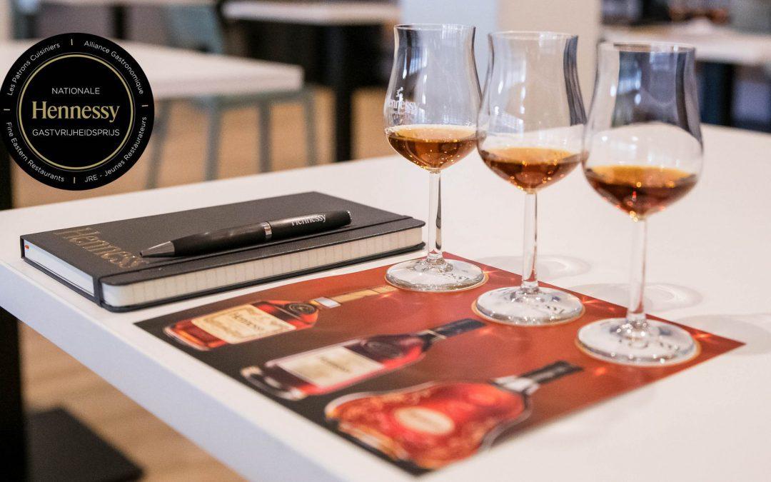 Inschrijving Nationale Hennessy Gastvrijheidsprijs 2021 geopend!