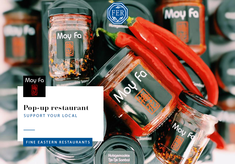 Pop-up restaurant Moy Fa